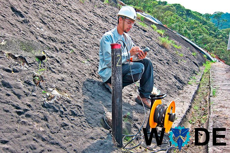 Monitoramento geotécnico