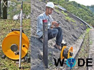 Instrumentação e monitoramento geotécnico