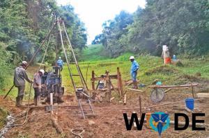 Piezômetro Casagrande (PZ) / Indicador de Nível D'água (INA)
